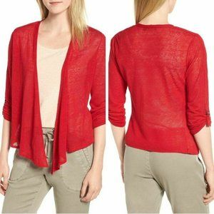 NIC + ZOE Take Comfort Four-way Cardigan PL